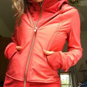 Lululemon Athletica two layer jacket